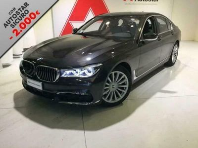 usata BMW 730 SERIE 7 Serie 7 (g11/g12) d Xdrive Luxury