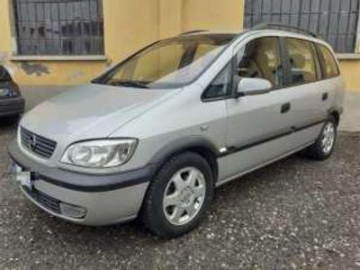 usata Opel Zafira 7 posti 1.6 16V cat Elegance