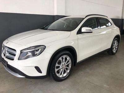 used Mercedes GLA180 d Executive Navi Telec Pelle T.Garanzia MB 07-2020