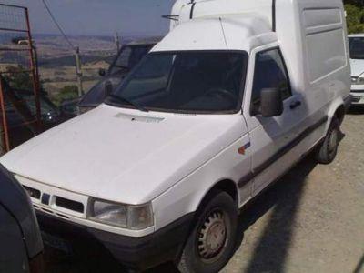 gebraucht Fiat Fiorino Diesel