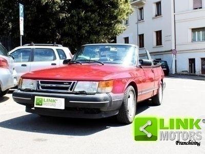 usata Saab 900 Cabriolet Iscritta ASI, 141cv conservata ottimamente
