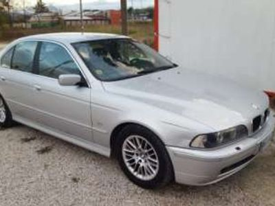usata BMW 530 d garantito diesel