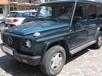 usata Mercedes G270 G 270LUNGA