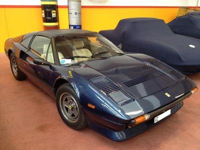usata Ferrari 308 GTS QUATTROVALVOLE TIPO F106AS – ISCRITTA ASI (1983)