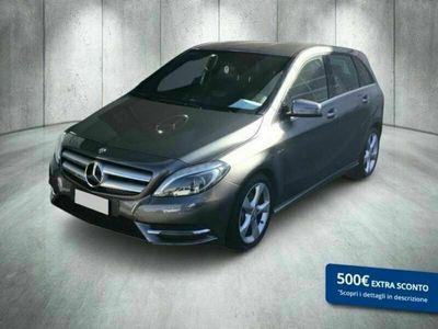 usata Mercedes B180 CLASSE Bcdi BE Premium