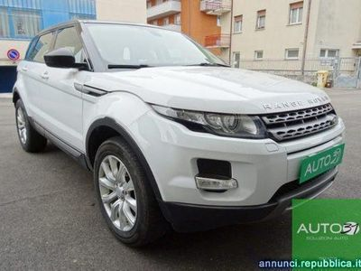 usata Land Rover Range Rover 2.2 TD4 5p. Pure AUTO 4x4 Trento