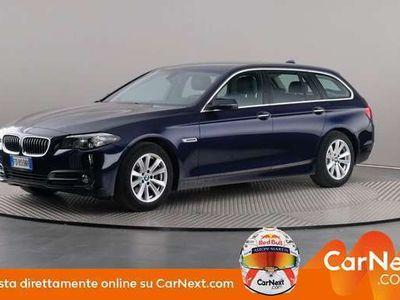 usata BMW 520 5 Serie Touring d Xdrive Business Aut