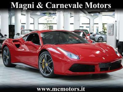 usata Ferrari 488 gtb|unico