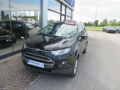 used Ford Ecosport BUSINESS 1.5 TDCi 95 cv 56.000 km.
