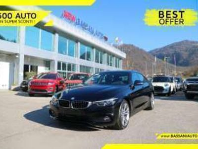 usata BMW 418 Gran Coupé 418 Gran Coupé d 150CV Sport Diesel