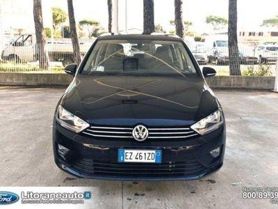 usata VW Golf Sportsvan 1.6 tdi Comfortline BM Tech 110cv d