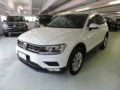 brugt VW Tiguan 2.0 TDI SCR 4MOTION Business BlueMotion Tech.