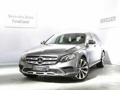 usata Mercedes E220 Classe ES.W. 4Matic Auto Business Sport All-Terrain