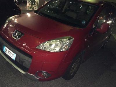 usata Peugeot Partner Tepee 1.6 HDi 90CV FAP Premium