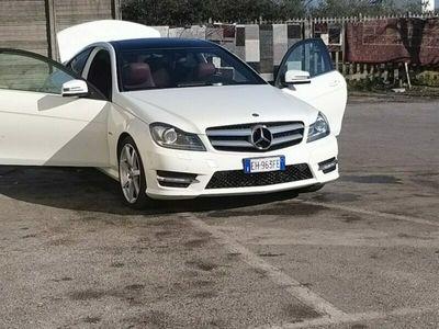 usata Mercedes C250 Classe CCDI BlueEFFICIENCY Coupé Avantgarde