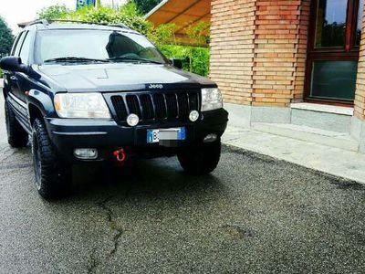 usata Jeep Grand Cherokee 4.7 V8 cat Limited