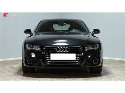 """usata Audi A7 Sportback 3.0 Tdi S Line Xeno Navi Pelle Cerchi Da 20"""" Usato"""