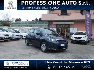 usado Peugeot 108 VTi 72 5 porte ACTIVE AZIENDALE EURO 6