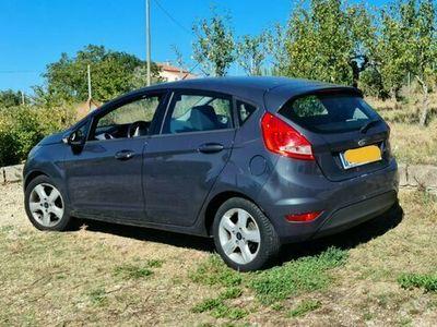 usata Ford Fiesta 1.2 GPL 5P 2011