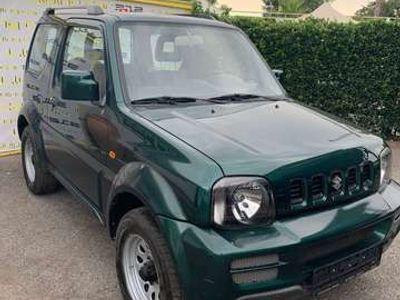 usata Suzuki Jimny 1.3i 16V cat 4WD JLX Più
