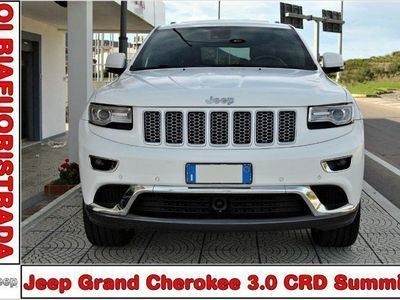 usata Jeep Grand Cherokee 3.0 V6 CRD 250 CV Multijet II Summit usato