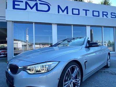 usata BMW 435 Serie 4 Cabrio(F33) Cabrio Sport