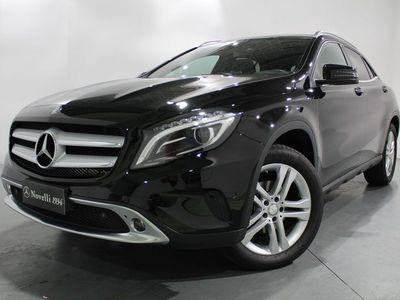 usata Mercedes GLA220 GLA-X156 2014 Diesel d Enduro Activity 4matic 177c
