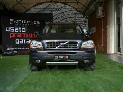 usata Volvo XC90 2.4 D5 185 CV AWD Summum * PELLE * GA