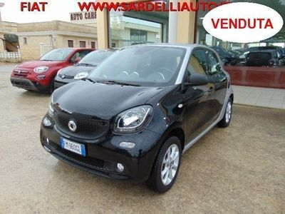 usata Smart ForFour 70 1.0 twinamic Youngster