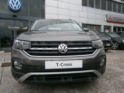 used VW T-Cross - 1.0 TSI Style BMT nuova a Refrontolo