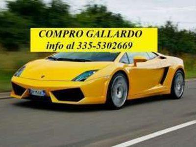 usata Lamborghini Gallardo Coupé o Spyder LEGGERE Codroipo