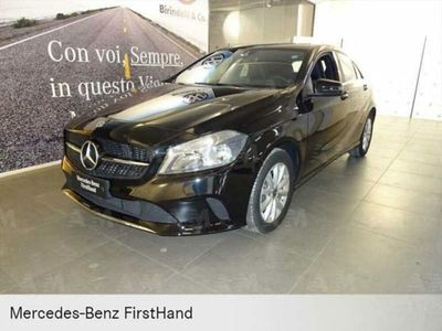 used Mercedes A160 d Automatic Business