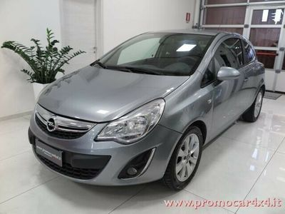 "usata Opel Corsa 1.2 85CV 3 porte GPL-TECH Elective ""Unipropriet."""