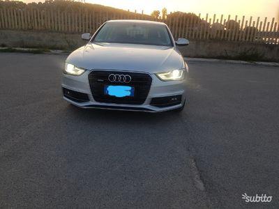 usado Audi A4 s-line quattro 2.0 177 cv