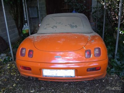 käytetty Fiat Barchetta - 2000
