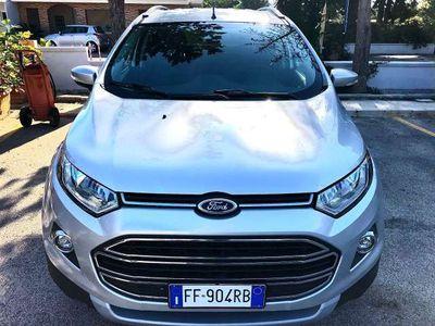 usata Ford Ecosport 1.5 TDCi 95 CV Titanium