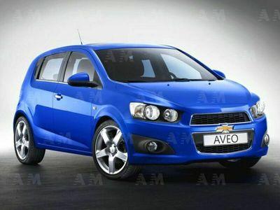 usata Chevrolet Aveo 1.2 86CV 5 porte LT del 2012 usata a Messina