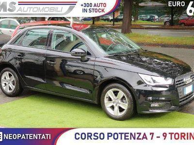 usata Audi A1 SPB 1.4 TDI ultra Unicoproprietario
