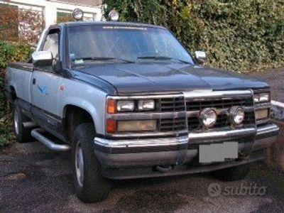 usata Chevrolet Silverado 6200 diesel 8v epoca- 1989