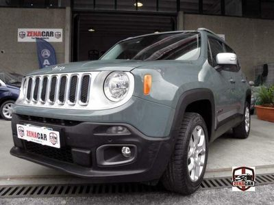 used Jeep Renegade Renegade2.0 Mjt 140 CV 4WD AD.L.Limited