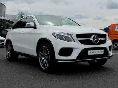brugt Mercedes GLE350 d 4Matic Coupé AMG -Panorama