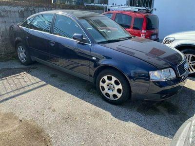 usata Audi A6 C5 Sedan (4B2) 2.5 TDI Diesel 155cv
