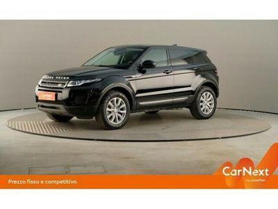 usata Land Rover Range Rover evoque 2.0 Td4 Business Premium Pure
