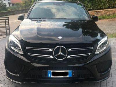 usata Mercedes GLE350 d 4Matic Premium Plus