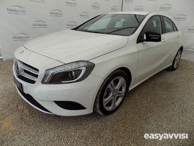 begagnad Mercedes 180 classe a (w176)cdi automatic sport diesel