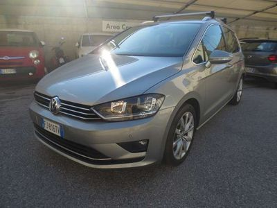 usata VW Golf Sportsvan 1.6 TDI 115CV Executive UNICO PROPRIETARIO