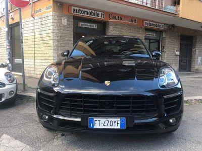 brugt Porsche Macan 3.0 S Diesel