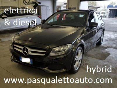 usata Mercedes C300 h S.W. Automatic Business