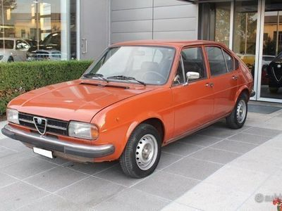 usata Alfa Romeo Alfasud 4 porte N