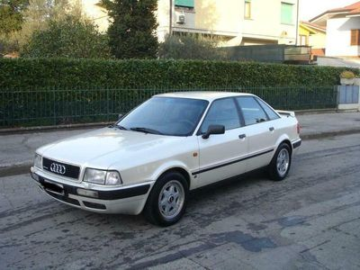 usata Audi 80 2.0 E 16V quattro Bianco Perla